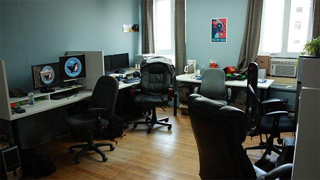 雨林木风官网办公室图片1